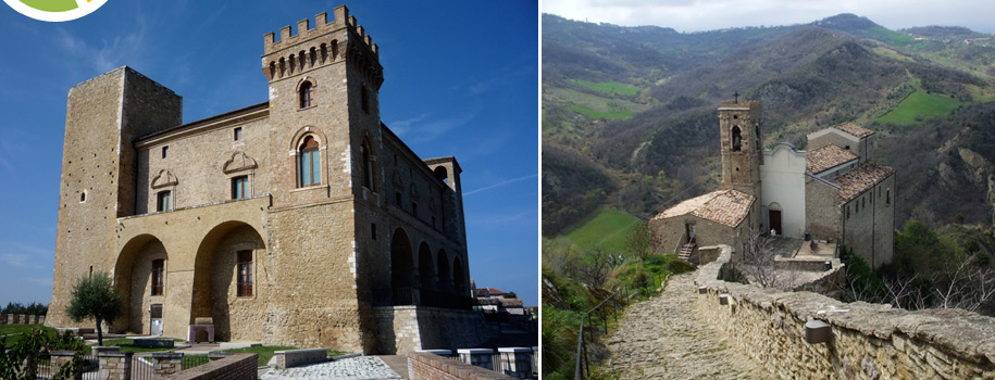 Roccascalegna – The Church of St Peter the Apostle