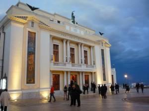 Ortona's beautiful Teatro Vittoria