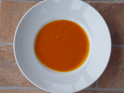 Recipe: Roast Pumpkin Soup