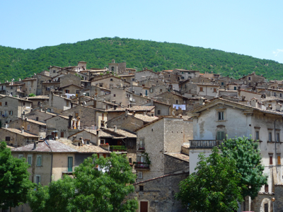 """Scanno - """"one of the most beautiful villages in Italy"""""""