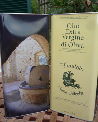 Our own delicious olive oil