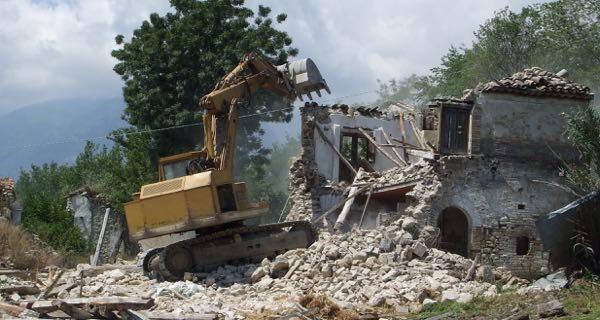 Demolition day !