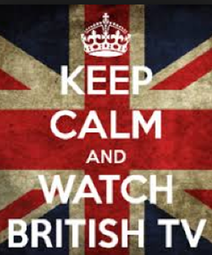 Watch British TV ? That would have been a real treat !