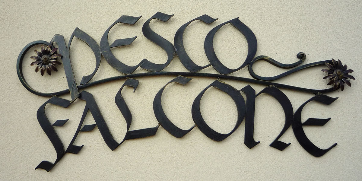 Pesco Falcone - named after a mountain in the Majella