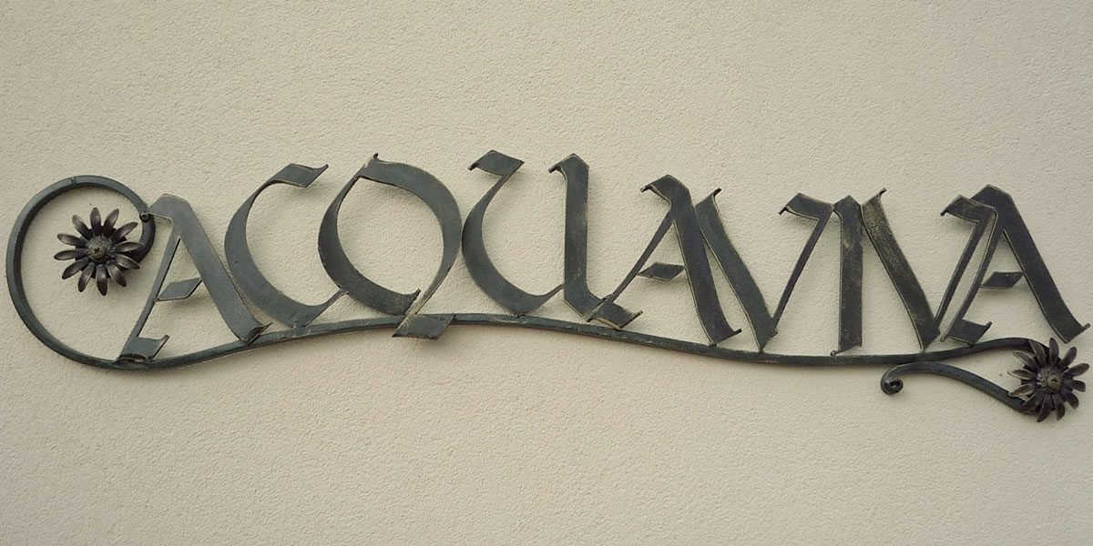 Acquaviva - named after a mountain in the Majella